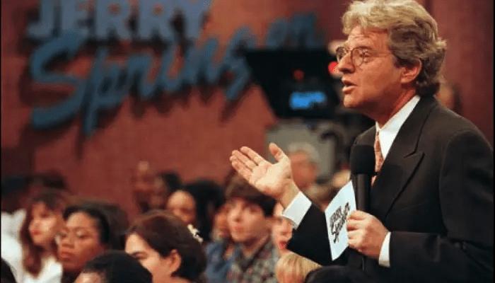 Jerry Springer Cancelled