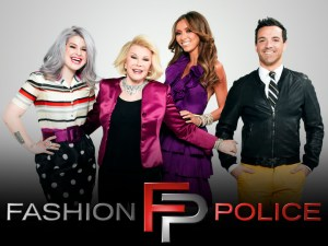 Fashion Police Unpulled – Returns With New Host