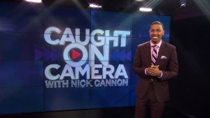 Caught on Camera with Nick Cannon status
