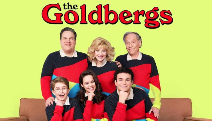 GOLDBERGS RENEWED/CANCELLED