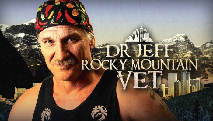 Dr. Jeff Rocky Mountain Vet Cancelled Or Renewed For Season 2?