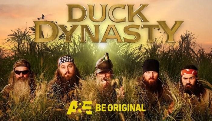 duck dynasty renewed