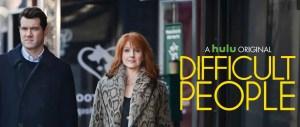 Difficult People Renewed For Season 2 By Hulu!