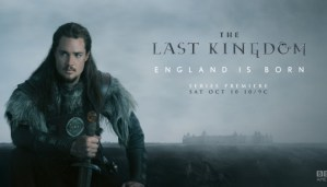 The Last Kingdom Season 2 Plans Confirmed