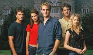 dawson's creek season 7