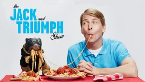 The Jack and Triumph Show Cancelled Adult Swim