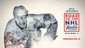 EPIX Presents Road To the NHL Outdoor Classics Renewed For Season 3!