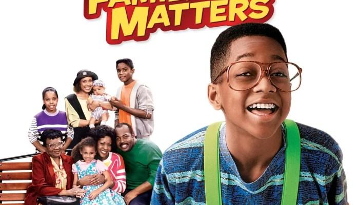 family matters season 10 reboot