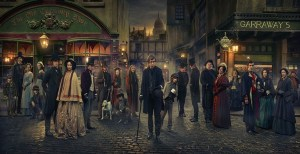 Dickensian Cancelled Or Renewed For Series 2?