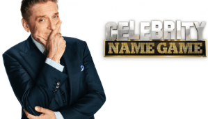 Celebrity Name Game Renewed For Season 3!