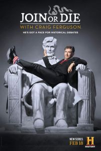 Join or Die with Craig Ferguson Cancelled Or Renewed For Season 2?