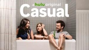 Casual Renewed For Season 3 By Hulu!