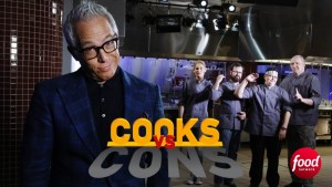 Cooks vs. Cons Renewed For Season 2 By Food! Plus Trisha's Southern Kitchen & More!