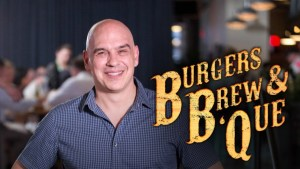 Burgers, Brew & 'Que Renewed For Season 3 By Food Network!