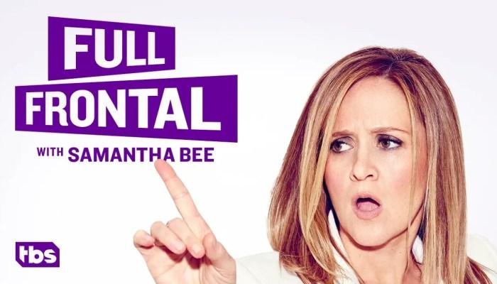 Full Frontal with Samantha Bee Season 2?