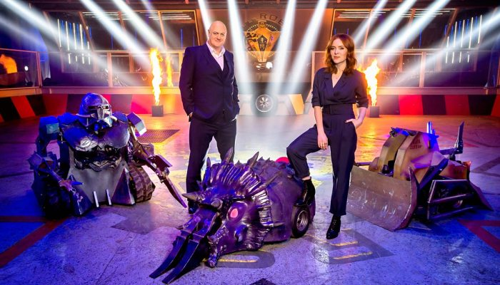 Robot Wars TV Series Renewed