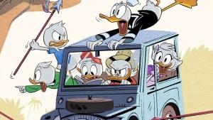 DuckTales Renewed For Season 2 By Disney XD!