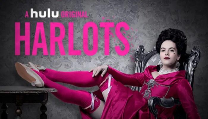 Harlots Comes To Starzplay