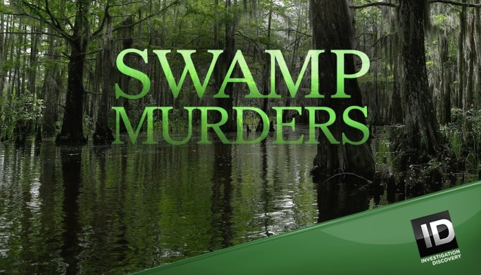 Swamp Murders Seasons