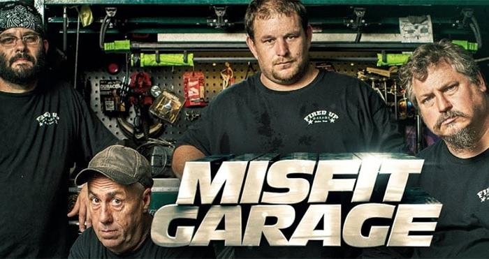 Misfit Garage Season 6 On Discovery? Cancelled or Renewed Status