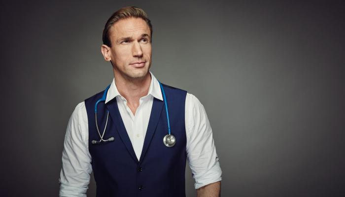 Dr Christian Will See You Now Series 2