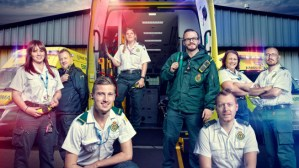 Inside the Ambulance Series 2, 3 and 4 on W