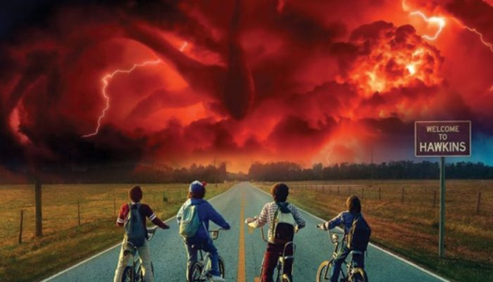 Stranger Things Season 4 - Netflix