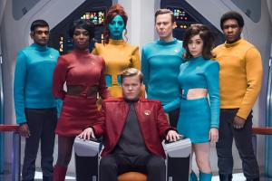 Black Mirror Season 5 – USS Callister Spinoff Coming To Netflix?