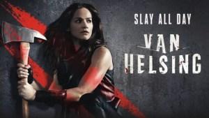 Van Helsing Renewed For Season 3 By Syfy!