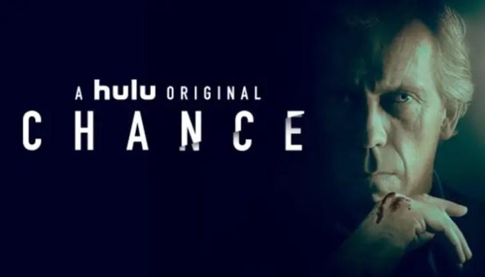 Chance Cancelled - No Season 3 on Hulu