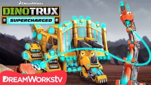Dinotrux Supercharged Season 2 on Netflix