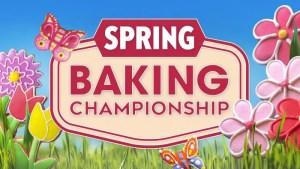 Spring Baking Championship Renewal
