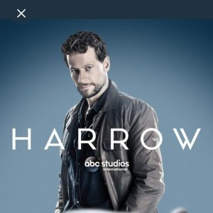 "Harrow Renewed For Season 2 By ABC Studios International!<span class=""rating-result after_title mr-filter rating-result-89804"" >			<span class=""no-rating-results-text"">No ratings yet!</span>		</span>"