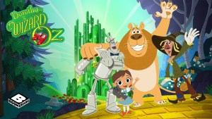 Dorothy and the Wizard of Oz, Tom and Jerry, Wacky Races & More Renewed By Boomerang!