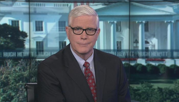 Hugh Hewitt Show Cancelled on MSNBC