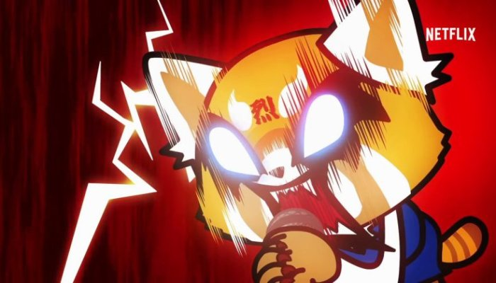 Aggretsuko Season 2 Renewal on Netflix