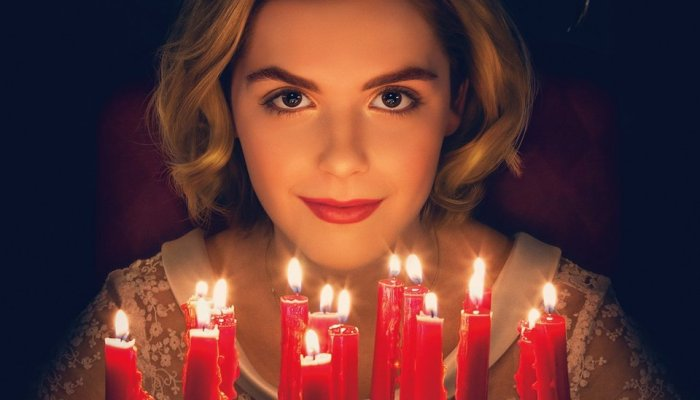 chilling adventures of sabrina part 2 official trailer