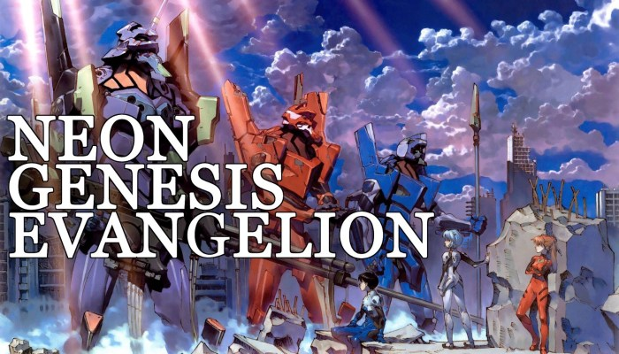 Neon Genesis Evangelion revived on Netflix