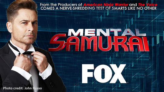 Mental Samurai New On Fox