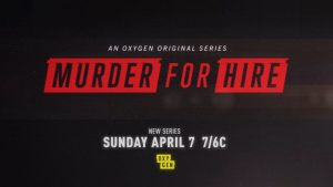 Murder FOr Hire Premiere Date