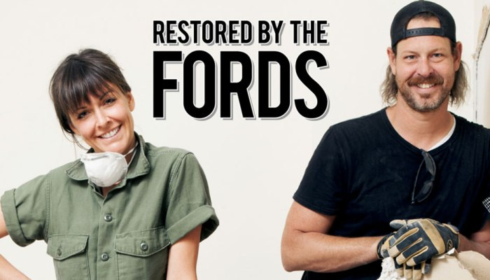 Restored by the fords renewed for season 2