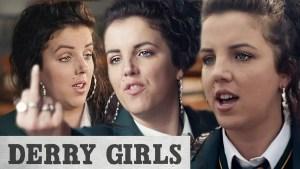 Derry Girls Renewed For Season 3
