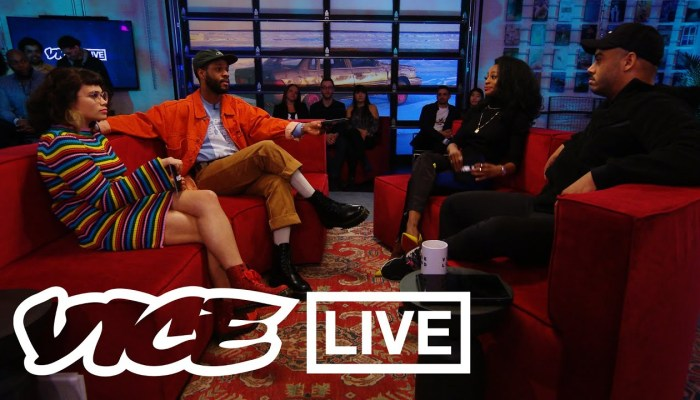 Vice Live Cancelled