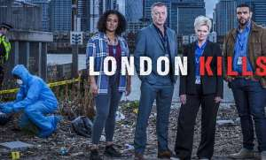 london kills renewed for series 2