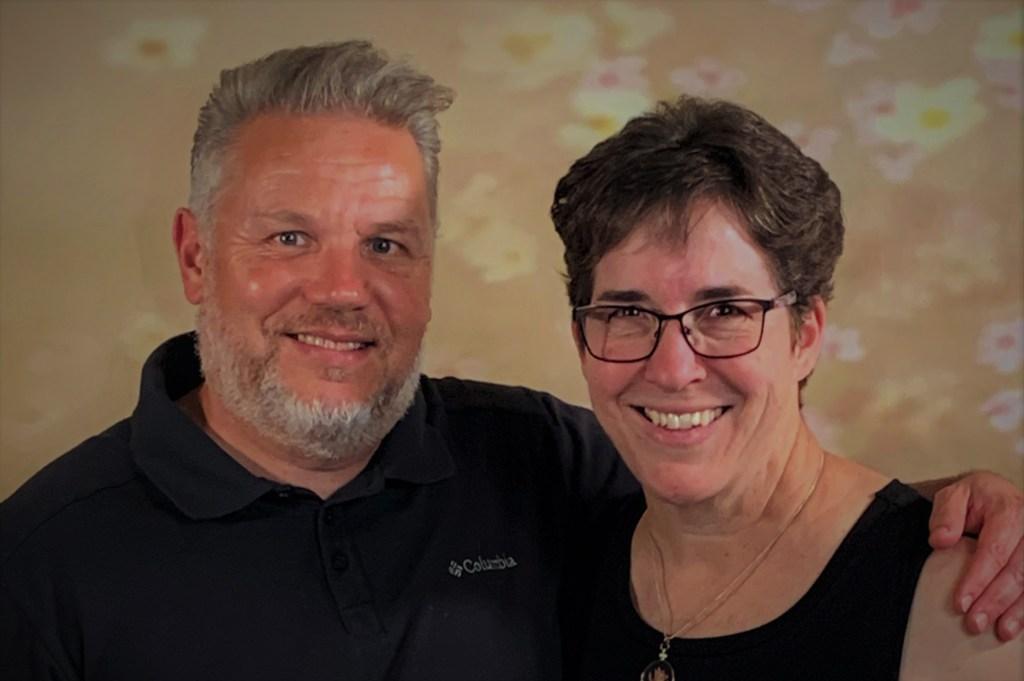 Pastor Todd and Tina