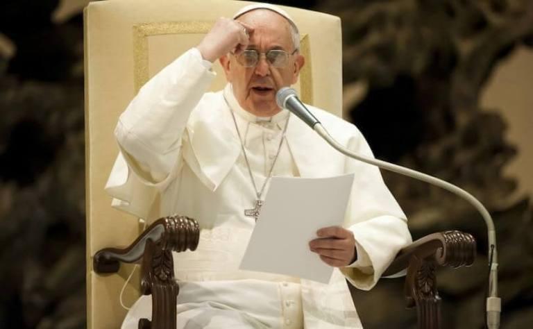 Pope Francis, Globalist Aspirations & Anti Christ