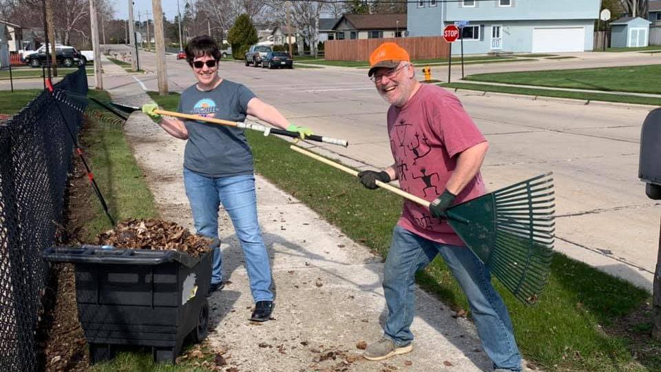 Renew Church Volunteers