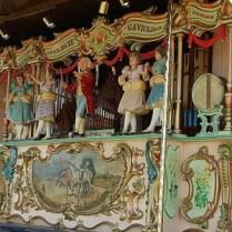 Fairground organs