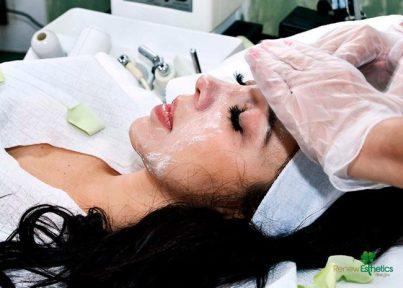 facial treatments for fall