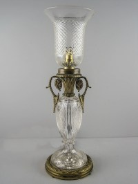 Early Electric English Table Lamp